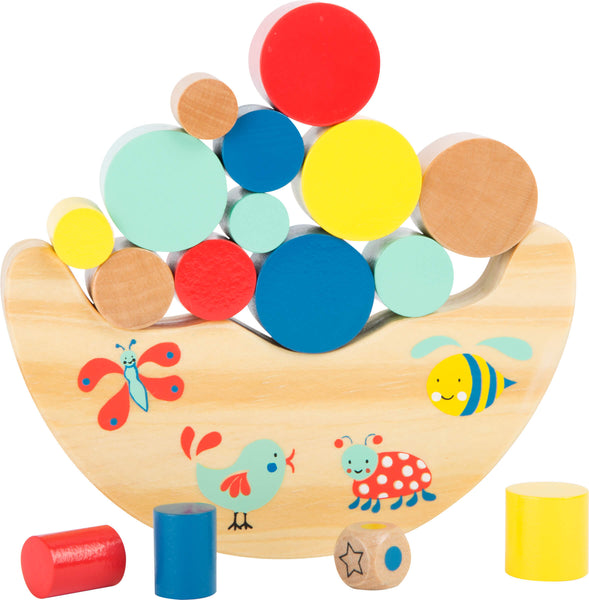 Legler Wooden See-Saw Balance Game