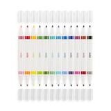 Ooly Drawing Duet Double Ended Markers 24Pc