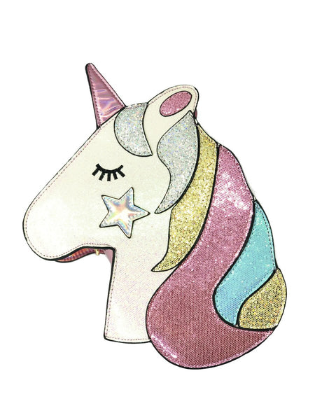 Bewaltz Mythical Unicorn Handbag Purse