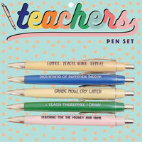 5Pc Teachers Pen Set