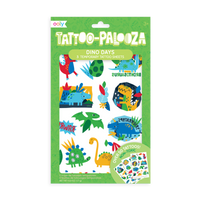 Tattoo-Palooza (Dino Days)