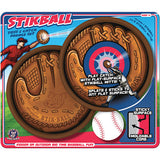 Stikball Mitts and Stikball - Toss & Catch