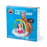 Big Mouth Rainbow Lil Pool Float