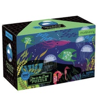 Under the Sea Glow in the Dark Puzzle