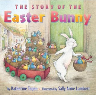 Story of the Easter Bunny Board Book