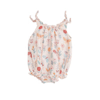 Angel Dear Muslin Sunsuit - Butterfly Garden