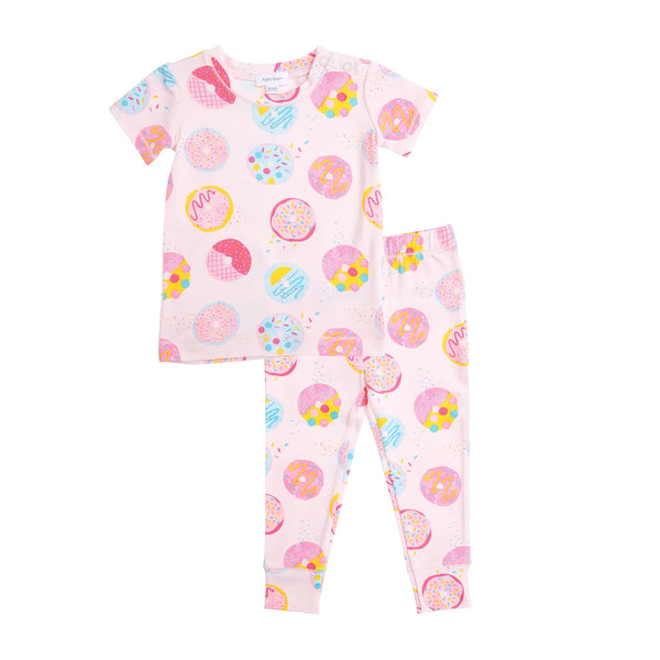 2Pc Angel Dear Donuts Loungewear Set