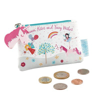 Floss & Rock Coin Purse - Unicorn