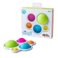 Fat Brain Toys Pop & Play Sensory Dimpl
