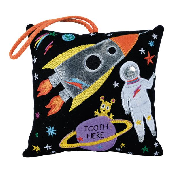 Tooth Fairy Pillow - Rocket