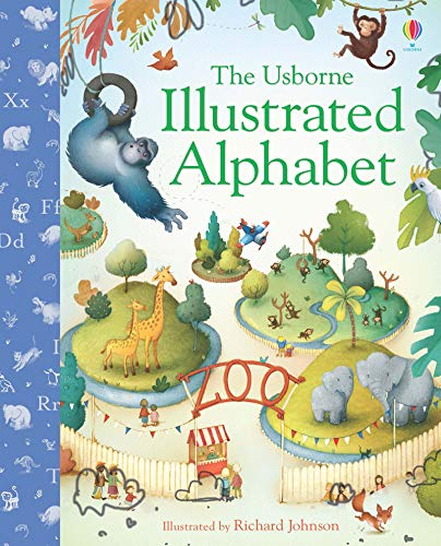 The Illustrated Alphabet