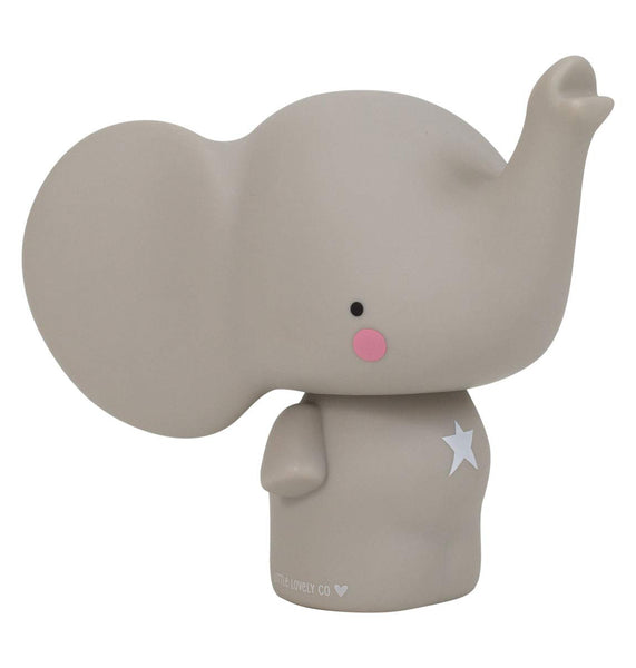 ALLC Grey Elephant Money Box Bank