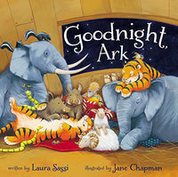 Goodnight, Ark Padded Board Book