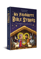 My Favorite Bible Stories for Children Around the World