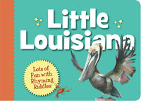 Little Louisiana Board Book