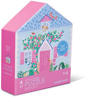 Crocodile Creek Two-Sided Little House Puzzle