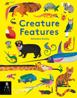 Creature Features HC Book