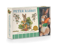 The Peter Rabbit Plush Gift Set: The Classic Edition Board Book & Plush