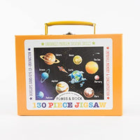 Floss & Rock Universe Jigsaw Puzzle w/ Carry Case