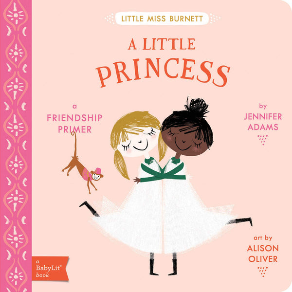 A Little Princess Board Book - Babylit