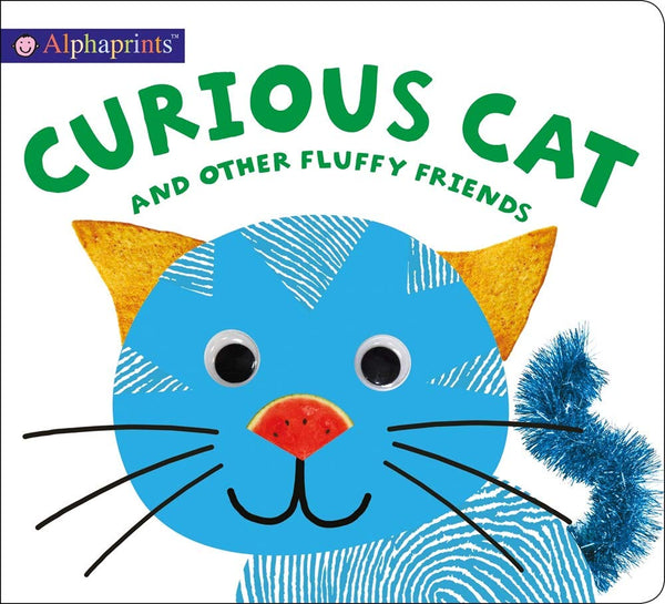Alphaprints: Curious Cat and Other Fluffy Friends
