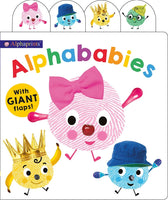 Alphaprints: Alphababies