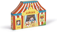 Janod Story Box Circus Play Set