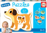 Educa Animals Baby Puzzle