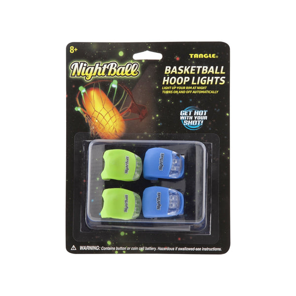 Tangle Nightball Basketball Hoop Lights
