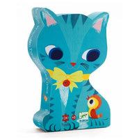 Djeco Pachat Cat & His Friends Puzzle