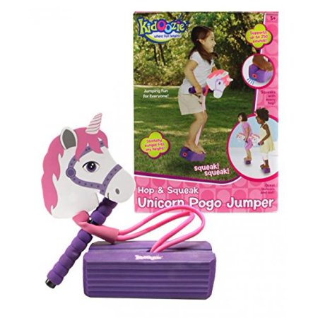 Kidoozie Foam Pogo Stick Jumper - Unicorn