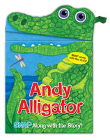 Andy Allligator - A Snappy Fun Book
