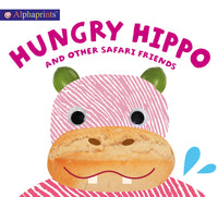 Alphaprints: Hungry Hippo and Other Safari Friends