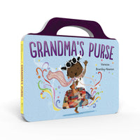 Grandma's Purse Board Book