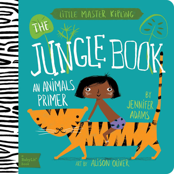 The Jungle Book Board Book - Babylit