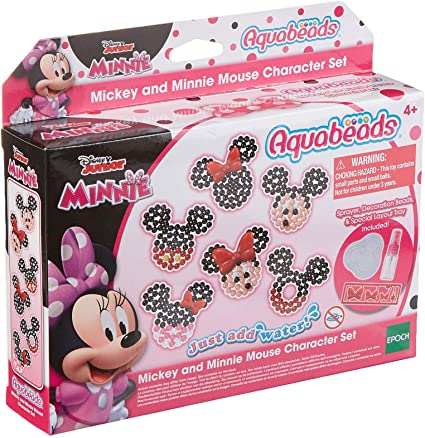 Aquabeads Disney Character Set - Mickey & Minnie Mouse