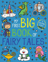 My First Big Book of Fairy Tales Coloring Book