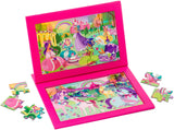 Double Sided Magnetic Puzzle - Unicorn/Puzzle