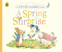 Peter Rabbit: A Spring Surprise