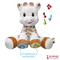 Sophie The Giraffe Touch & Music Play Plush Toy