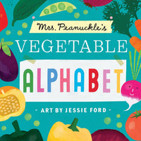 Mrs Peanuckle's Vegetable Alphabet