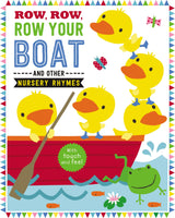 Row, Row, Row Your Boat and Other Nursery Rhymes