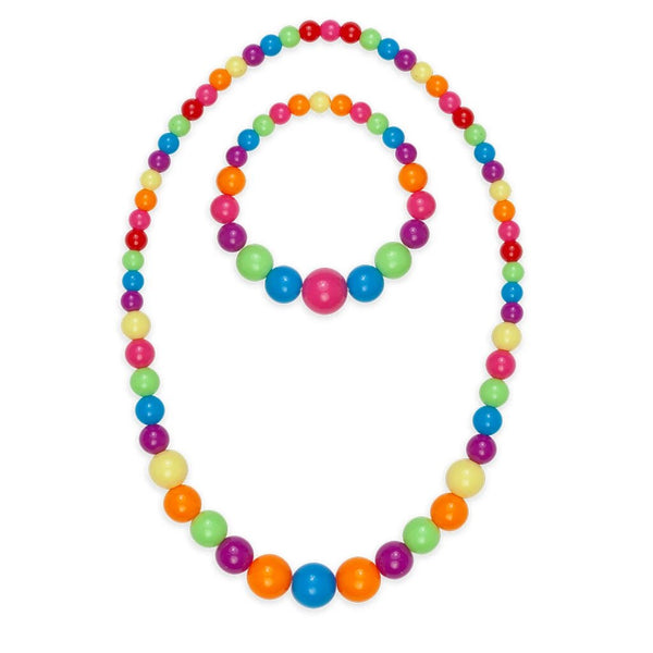 Great Pretenders Playdate Necklace & Bracelet Set