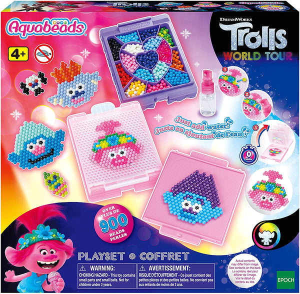Aquabeads Disney Character Playset - Trolls World Tour