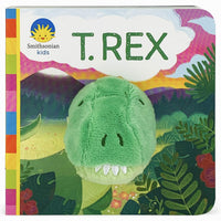 I Am a T-Rex Finger Puppet Book