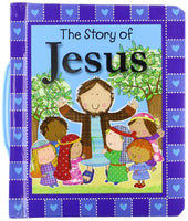 The Story of Jesus Padded Board Book