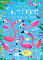 Little Stickers: Flamingos & Their Feathered Friends