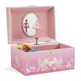 Makayla Ballerina Musical Jewelry Box w/ Drawer