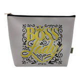 F.A.W.K Large Cosmetic Bag