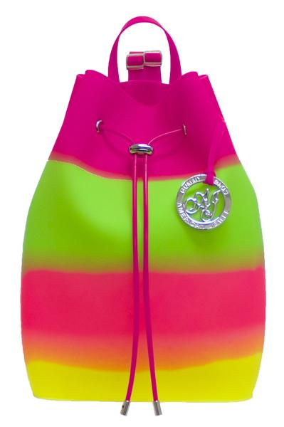 Yummy Gummy American Jewel Bubblegum Backpack - Sherbet